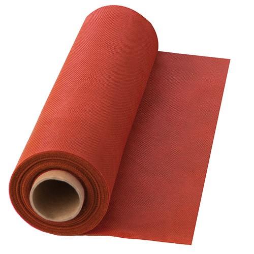 Papier Tischläufer rot