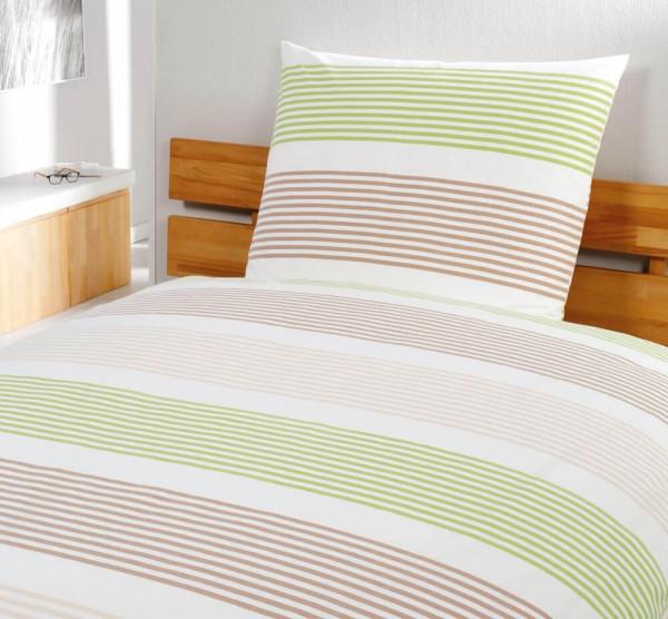 Hotelbettwäsche Dany frühlingsgrün