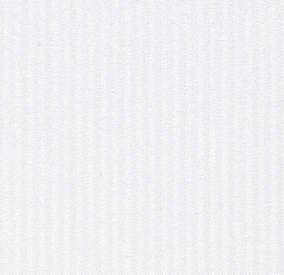 Bettwäsche Top 2 mm Streifsatin weiß