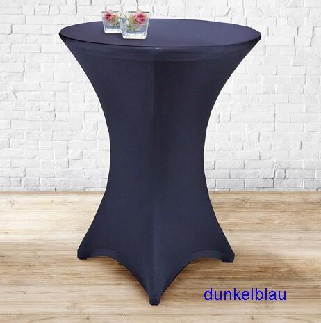 Stretchhusse 70-85 cm dunkelblau