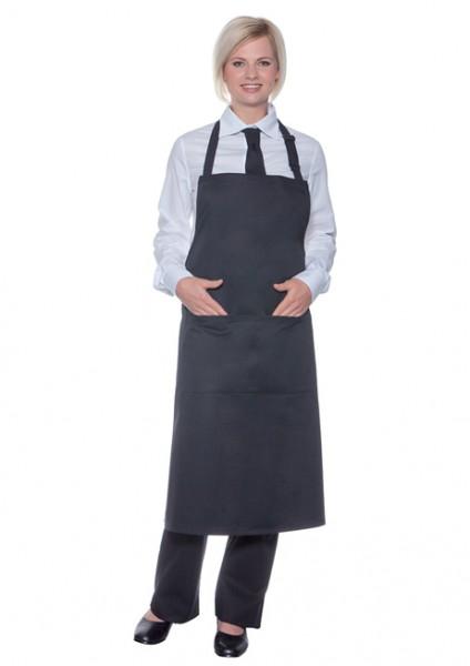 Latzschürze Basic mit Taschen