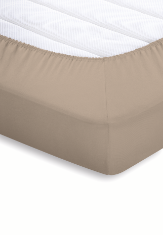 Spannbetttuch für Topper Premium