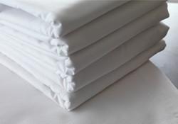 Bettlaken Haustuch weiß