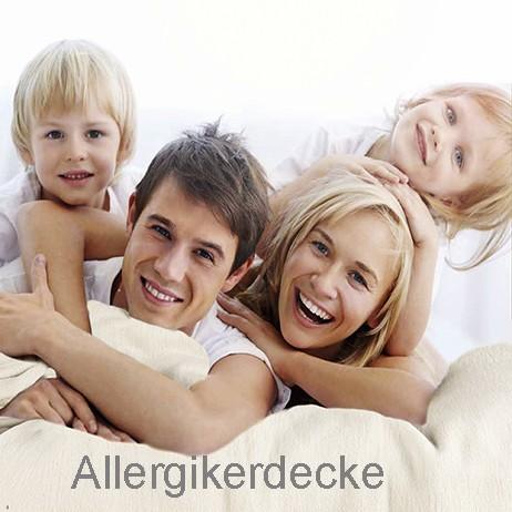 Allergikerdecke